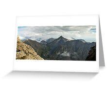 Mount Adams - Sangre de Cristo Wilderness, Colorado Greeting Card