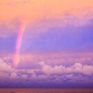 Twilight Rainbow by Silken Photography