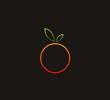 Orange - Not Apple by saboe