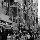 Saigon Shopping - Ho Chi Minh City, Vietnam by Norman Repacholi