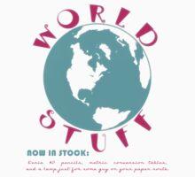 world o' stuff Kids Clothes