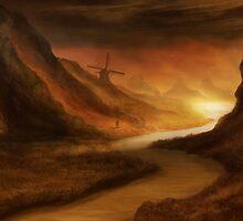 Landscape by Alexander Skachkov