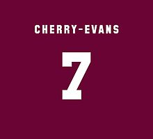 Daly Cherry-Evans iPhone Cover by nweekly