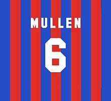 Jarrod Mullen iPhone Cover by nweekly