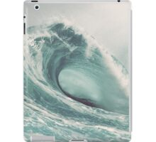 Wave iPad Case/Skin