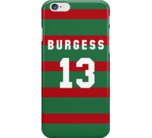 Sam Burgess iPhone Cover iPhone Case/Skin