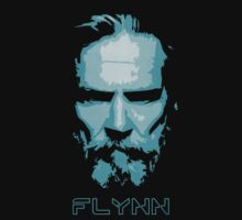 Flynn - Tron - Kevin Flynn - Jeff Bridges by James Ferguson - Darkinc1