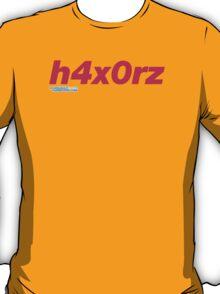 h4x0rz T-Shirt
