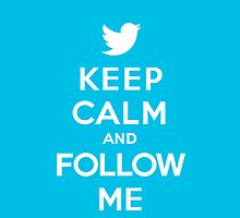 Keep calm and follow me by TP79
