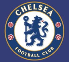 Chelsea FC by kelvclothing