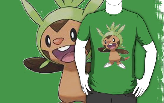 Chespin by linwatchorn