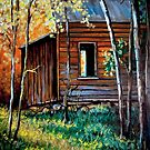 """""""The Old Bunkhouse"""" by Susan Bergstrom"""
