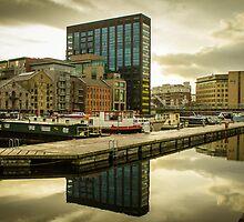 Grand Canal, Dublin, Ireland by DanButlerPhoto
