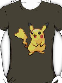 Pixel Pikachu T-Shirt