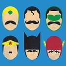 Mustache League of America by Jonah Block