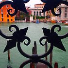 raindrops in venice by kchamula