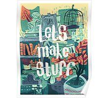 Let's Make Stuff Poster