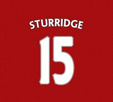 Liverpool - Sturridge (15) by ThomasCainStock
