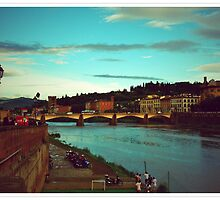 Florence, Italy by blue-roses