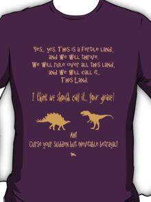 curse your sudden but inevitable betrayal, firefly, orange T-Shirt