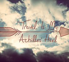 Travel Is My Achilles' Heel: Sky by AlexPrints
