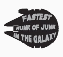 Fastest Hunk of Junk in the Galaxy by creepyjoe