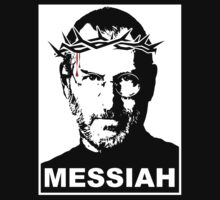 Steve Jobs - MESSIAH - Apple - Computers (OLDER) by James Ferguson - Darkinc1