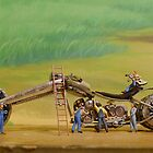 Diorama4 : Watch Parts Motorcycles by OfficialWPM