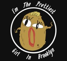 I'm The Prettiest Girl In Brooklyn by Irvin Pagan