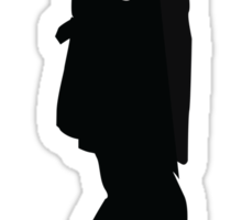 The Ninth Doctor - Doctor Who Sticker