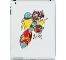 Zero (Megaman X) iPad Case/Skin