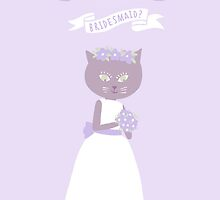 BE MY BRIDESMAID, PERFECT IN PURPLE by Jane Newland