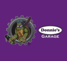 Donnie's Garage by DrewBird