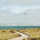 Kite Surfers by Astrid Ewing Photography