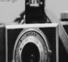 Photography Dorothea Lange Sticker