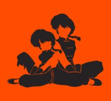 Ranma 1/2 by the-minimalist