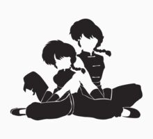 Ranma 1/2 Kids Clothes