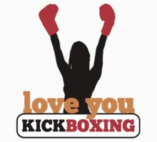 I love you Kick Boxing by VirtualMan