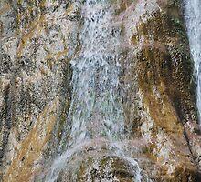 Salino Waterfall Detail 4 by jojobob