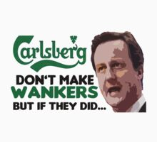 Carlsberg Don't make Wanker's by VictoriaDarby