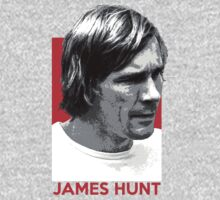 Formula 1 - James Hunt by TheGearbox