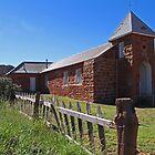 Iglesia by Chet  King