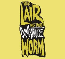 The Lair of the White Worm - logo by adrienne75