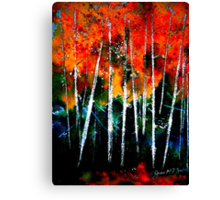 It Will Not Always Be Like This... Canvas Print