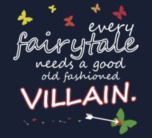 In Every Fairytale by geekyness