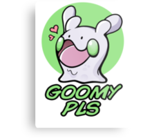 Goomy Pls Metal Print