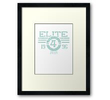 Pokemon: Elite 4 Framed Print
