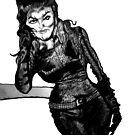 Cat Woman by Herbert Renard