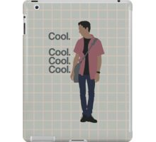 Cool... Cool. Cool. Cool. iPad Case/Skin