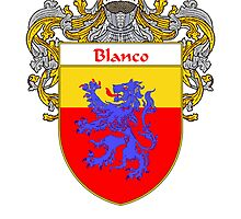 Blanco Coat of Arms/Family Crest by William Martin